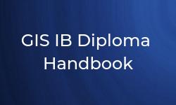 International Baccalaureate Diploma Programme Handbook 2018-19